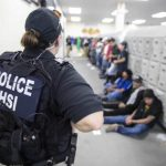 ICE逮捕680名無證移民 近半人道獲釋