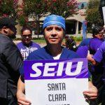 不滿歧視、失信 奧康納醫院員工抗議