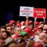 票投川普? 賓州愛恨分裂 多數民主黨人決心挺川普對手