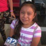 不忍心!美當局逮非法移民 女孩淚崩為父求情