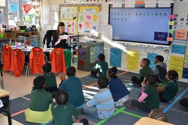 開學前夕,佛州再鬧公校教師教師荒。(本報檔案照)