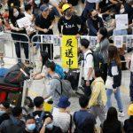 北京禁反送中機組人員飛中國 國泰航空:支持一國兩制