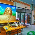 紀念草原霸主 內蒙古成吉思汗陵