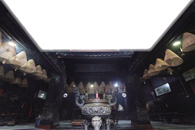 「哪吒宮」是白雲區文物保護單位。(取材自廣州日報)