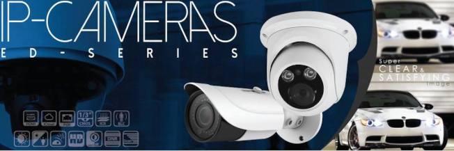花小錢裝攝一套最新的高清監控系統