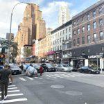 曼哈頓堵車費收費器 擬裝路燈上