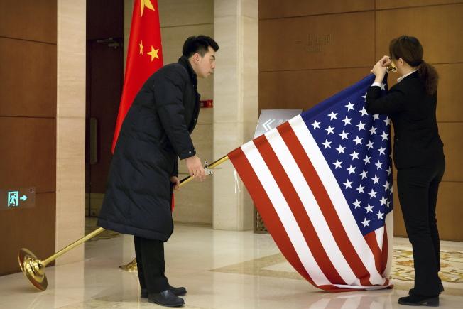 隨著中美貿易戰的不斷升級,外界對兩國達成協議的預期也再一次降低。(歐新社)