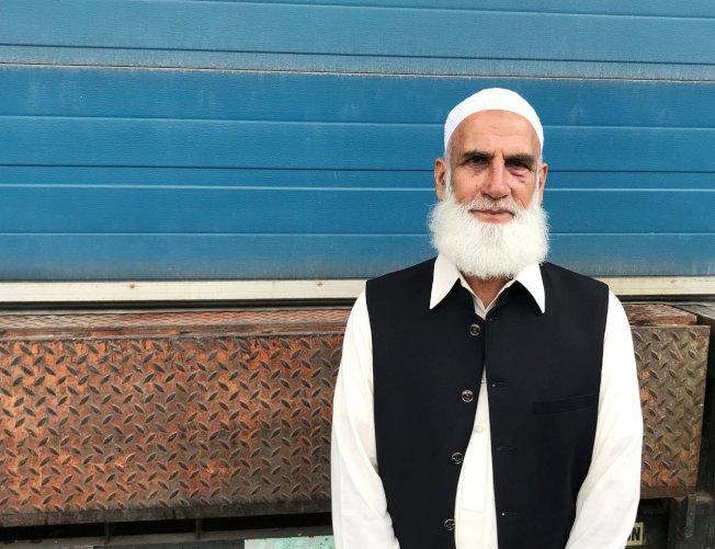 挪威首都奧斯陸10日爆發槍擊案,槍手遭65歲的巴基斯坦退役軍官拉菲克(Mohammad Rafiq)制伏。路透