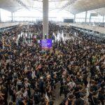 香港抗爭激烈 歐盟籲採取緊急措施