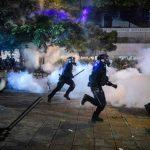 港警首度承認用過期催淚彈 不公布數量