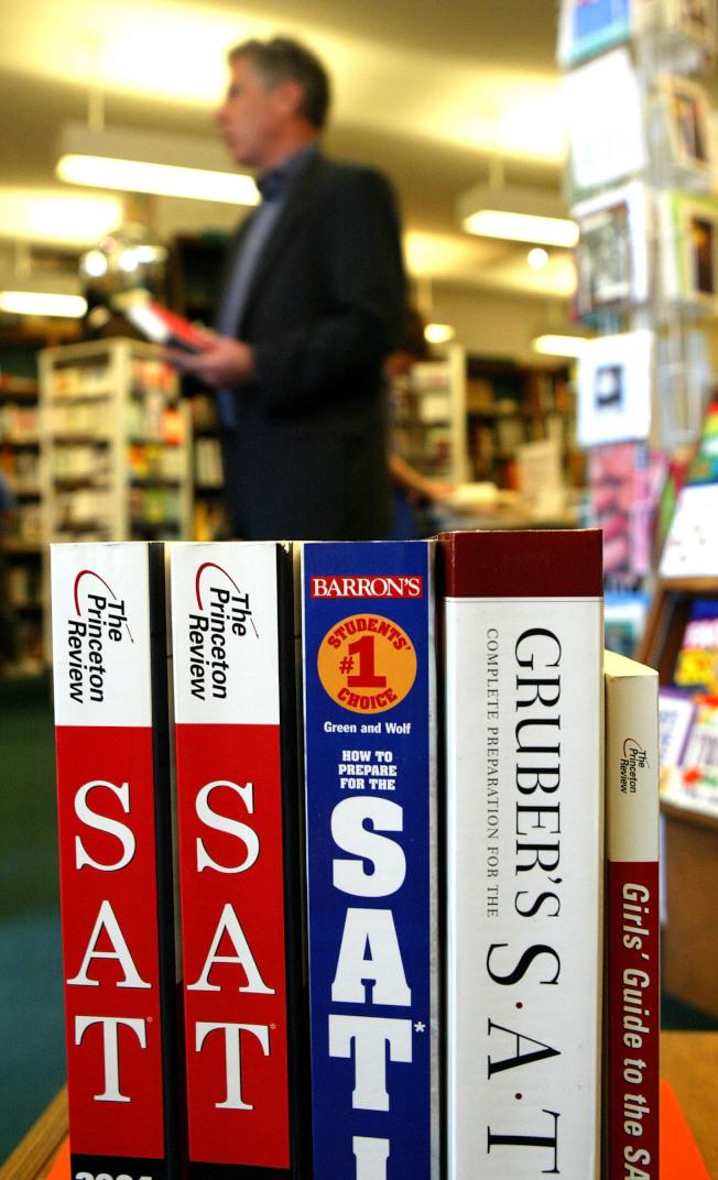 美國大學理事會決定SAT考試將納入「逆境分數」,引起討論及爭議。(Getty Images)