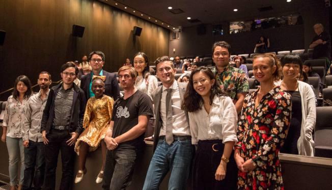 楊詠任執導的《禁閉日記》在林肯中心首映。