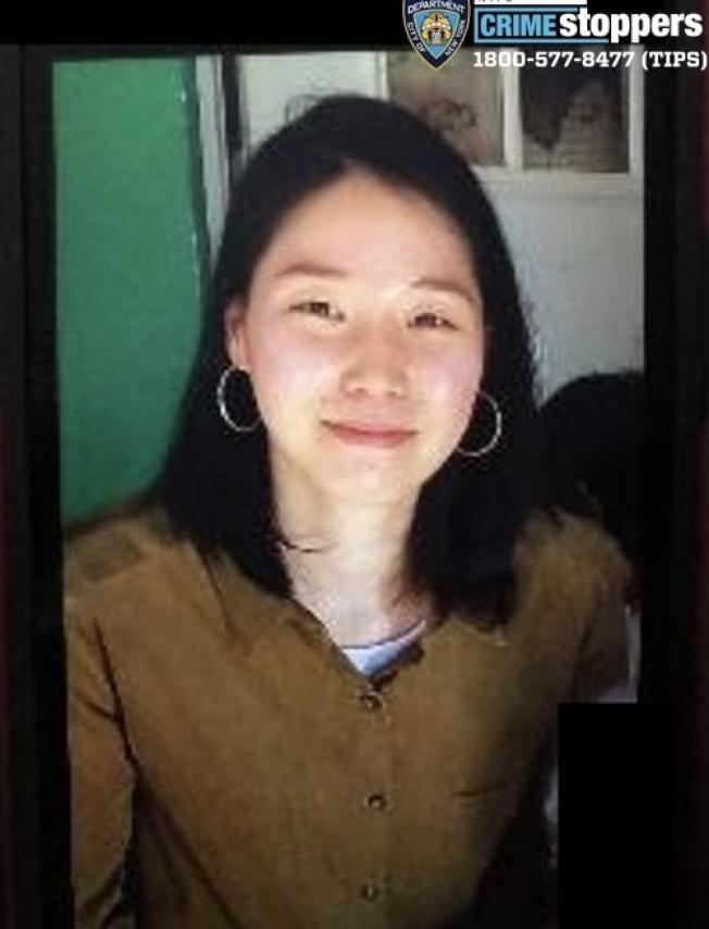失蹤的亞裔女子韓莎倫。(警方提供)