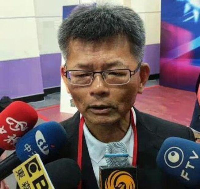 前高雄縣長楊秋興。記者劉學聖/攝影