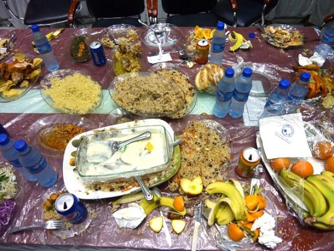 剩食造成浪費,也是氣候危機元凶之一。(Getty Images)
