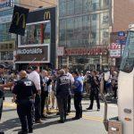街頭追竊賊   109分局警受傷濺血