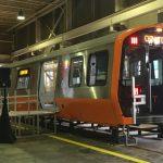 中車造首批新地鐵車廂 14日上路