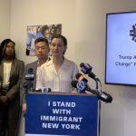 「領福利就不給綠卡」新規 紐約民代誓提控