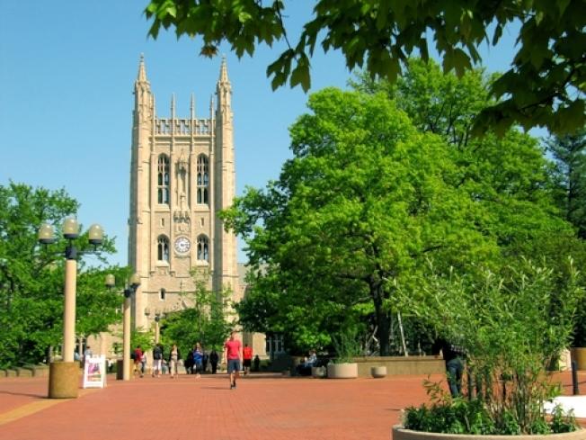 密蘇里大學校園一景。(學校官網)