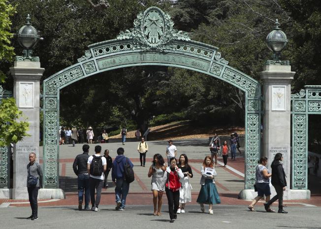 名校的大門,永遠為有準備的學生而開。(美聯社)