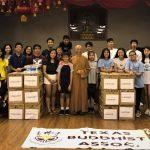 佛教會捐文具給艾利夫學區