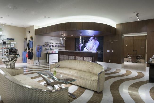 第七名奧蘭多華爾道夫酒店(Waldorf Astoria Orlando)的Waldorf-Astoria Spa。(奧蘭多華爾道夫酒店提供)