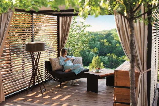 第四名德州聖安東尼(San Antonio)的La Cantera Resort & Spa裡的Loma De Vida Spa & Wellness。(La Cantera Resort & Spa提供)