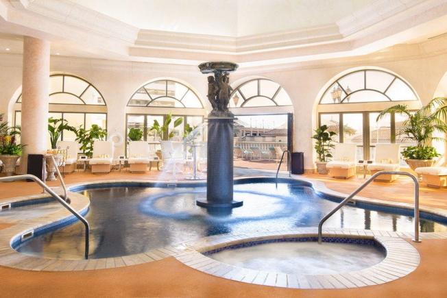 第三名內華達州里諾Spa Toscana Peppermill Resort Spa Casino-Reno。面積達3萬3000平方呎。(Peppermill Resort Hotel提供)