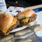 植物材料素牛肉漢堡 街頭試吃一片讚好聲