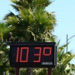 熱浪襲灣區內陸氣溫將破百