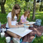 伯大尼畫室談美術教育實踐和體驗