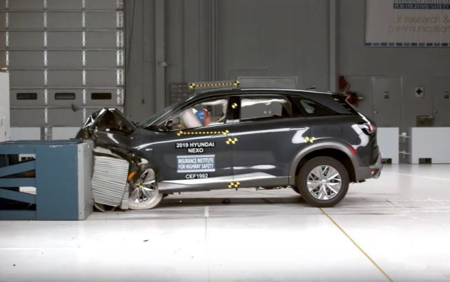 IIHS研究了從400次前碰撞測試中所獲得的數據。 摘自IIHS
