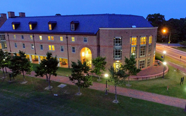 圖為維州威廉瑪麗學院。(校方網站)