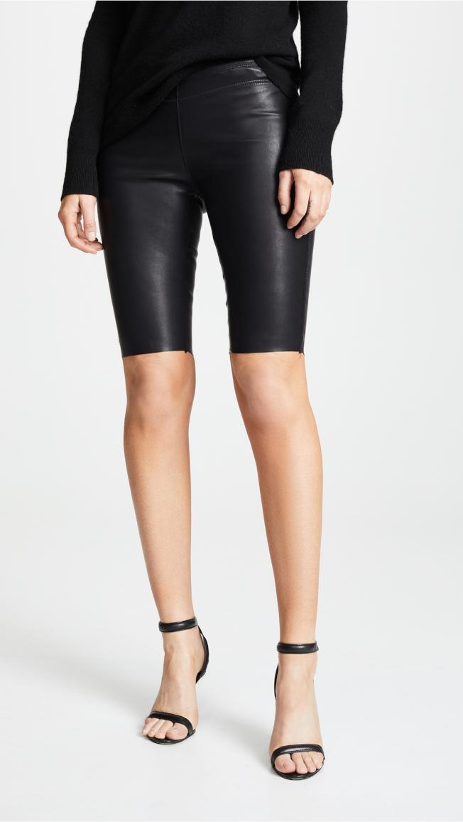 自行車短褲。(shopbop圖片)