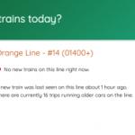 想搭MBTA新地鐵 網站提供追蹤