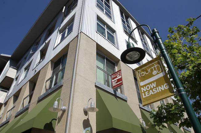 舊金山中位數租金被灣區多個城市超越。(Getty Images)