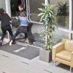 海傍住客公布錄影帶 遊民攻擊居民過程嚇人