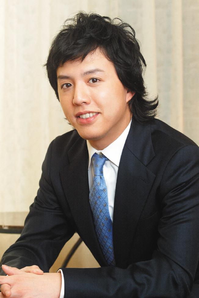 李雲迪形象良好,有「鋼琴王子」之稱。(本報資料照片)