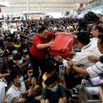 川普:情報單位告知 中國派軍到香港邊境