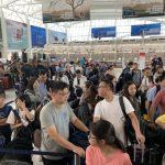 機翼受損 東航紐約飛上海航班延遲14小時