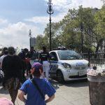 中國遊客布魯克林大橋前被單車客刮傷 心臟病發