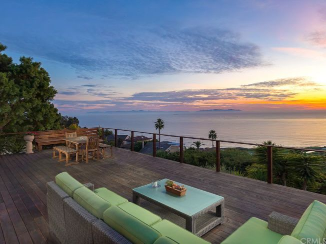 派洛斯福德斯半島以其大面積的開放空間和270度的壯觀海景聞名。(取自房產網站Trulia.com)