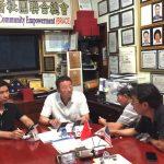 華人上門追債被捕 澄清是倒會受害者