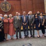 爾灣松柏會30年 市府表揚貢獻