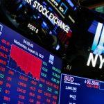 美債現經濟衰退訊號 道指暴跌800點 今年最糟單日走勢