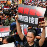 反送中示威抗議 高學歷青年最多