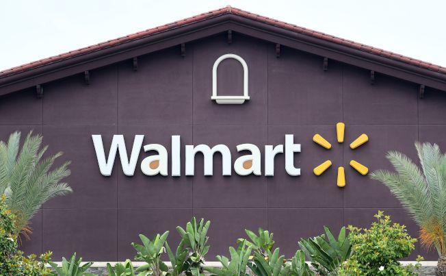 華爾街預計,目標百貨(Target)和沃爾瑪(圖)將成為假期購物季的領頭羊。(Getty Images)
