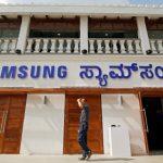 三星低價手機 印度大賣