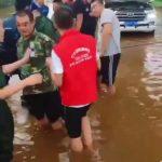 趁火打劫?中國救災消防車 遭開鎖公司收費10倍