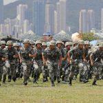 官媒記者被打 中聯辦:無異恐怖分子 解放軍:到香港只要10分鐘